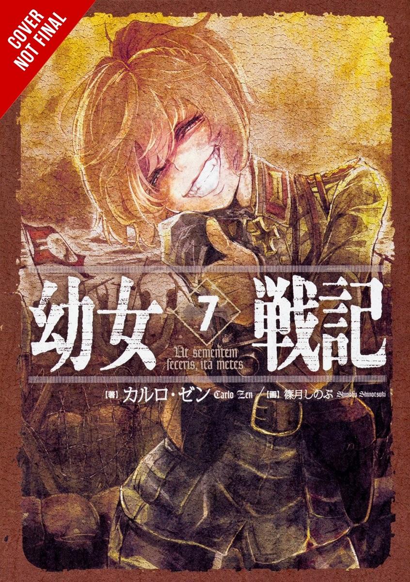 The Saga of Tanya the Evil Novel Volume 7