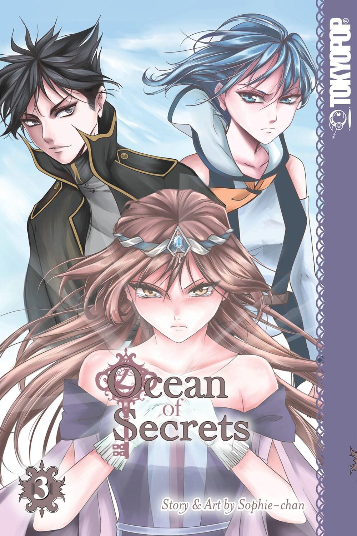Ocean of Secrets Manga Volume 3