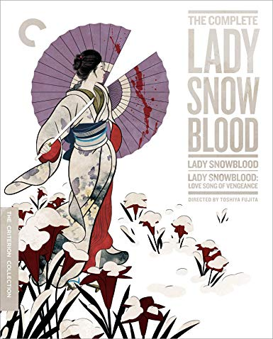 Lady Snowblood Blu-ray