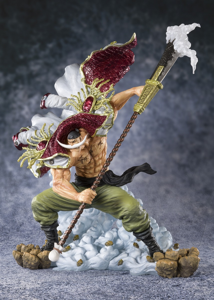 Edward Newgate Pirate Captain One Piece Figure