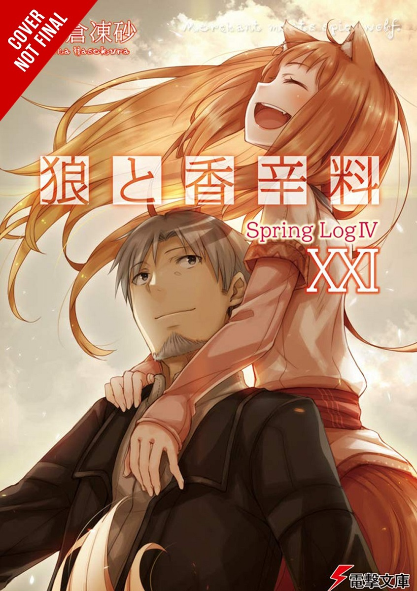 Spice and Wolf Novel Volume 21