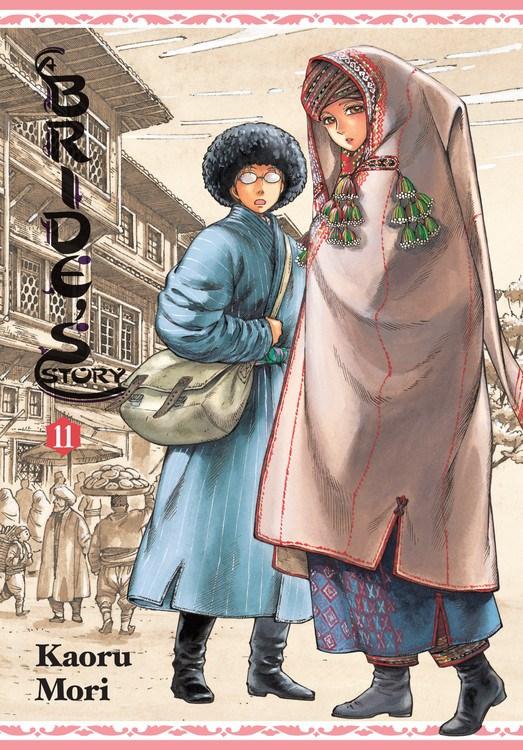 A Brides Story Manga Volume 11 (Hardcover)