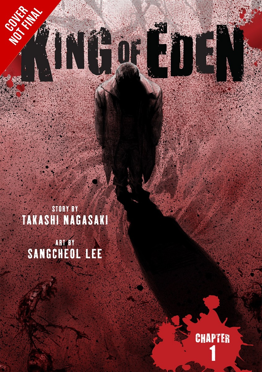King of Eden Manga Volume 1