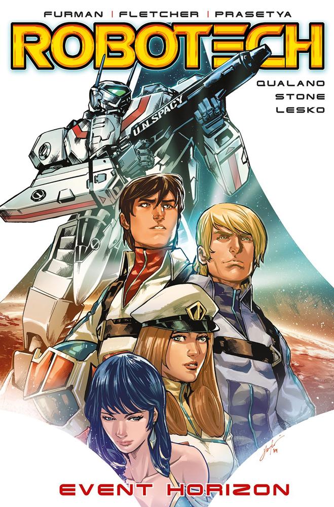 Robotech Event Horizon Manga