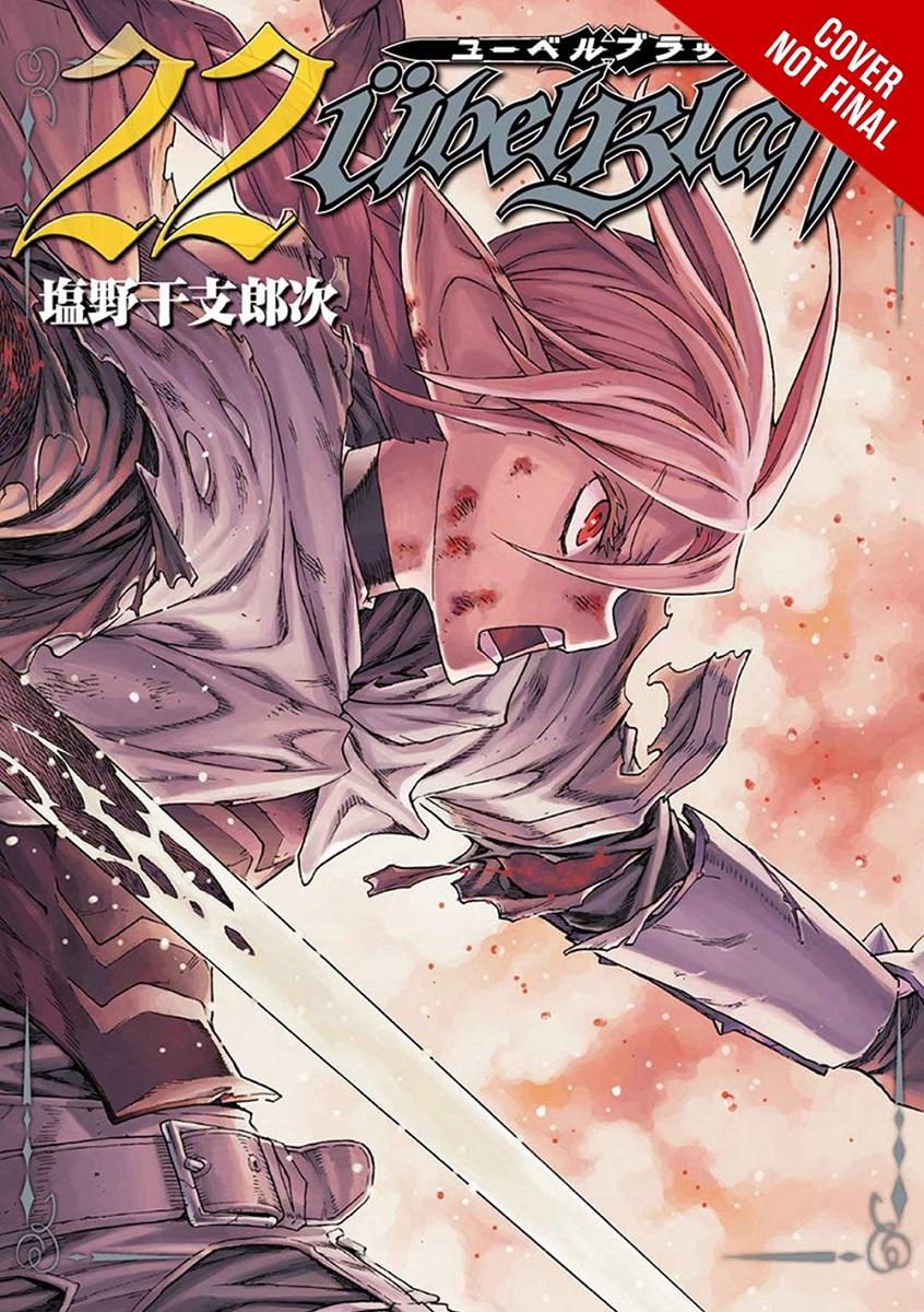 Ubel Blatt Manga Volume 11