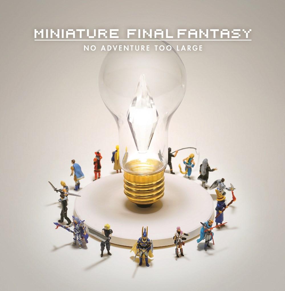 Miniature Final Fantasy (Hardcover)