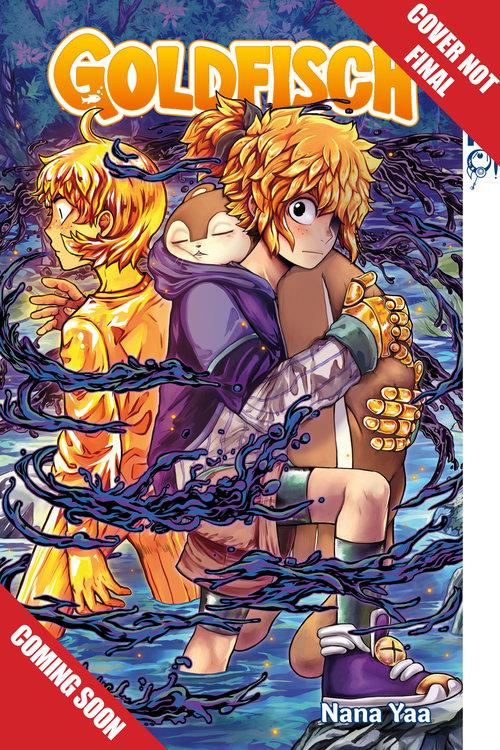 Goldfisch Manga Volume 3