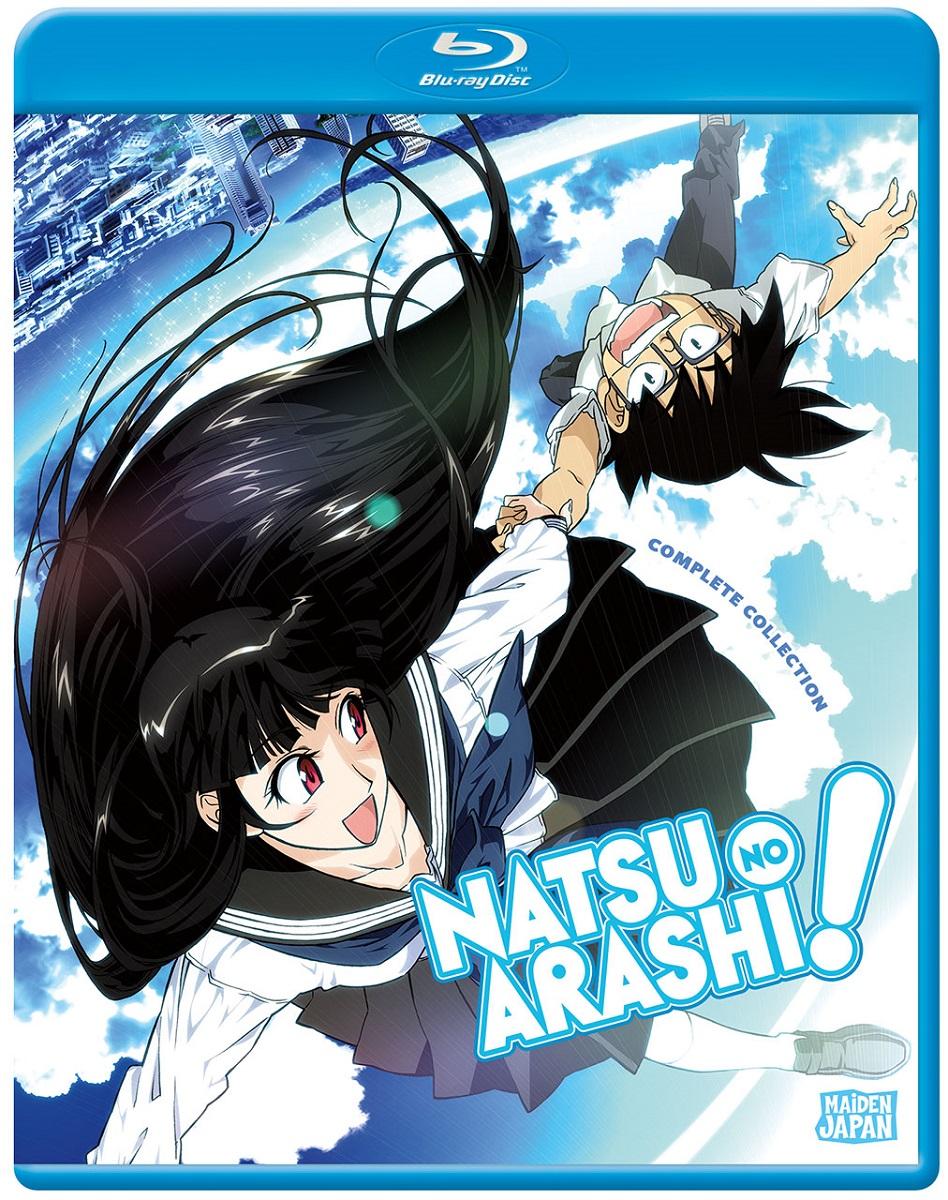 Natsu no Arashi! Blu-ray