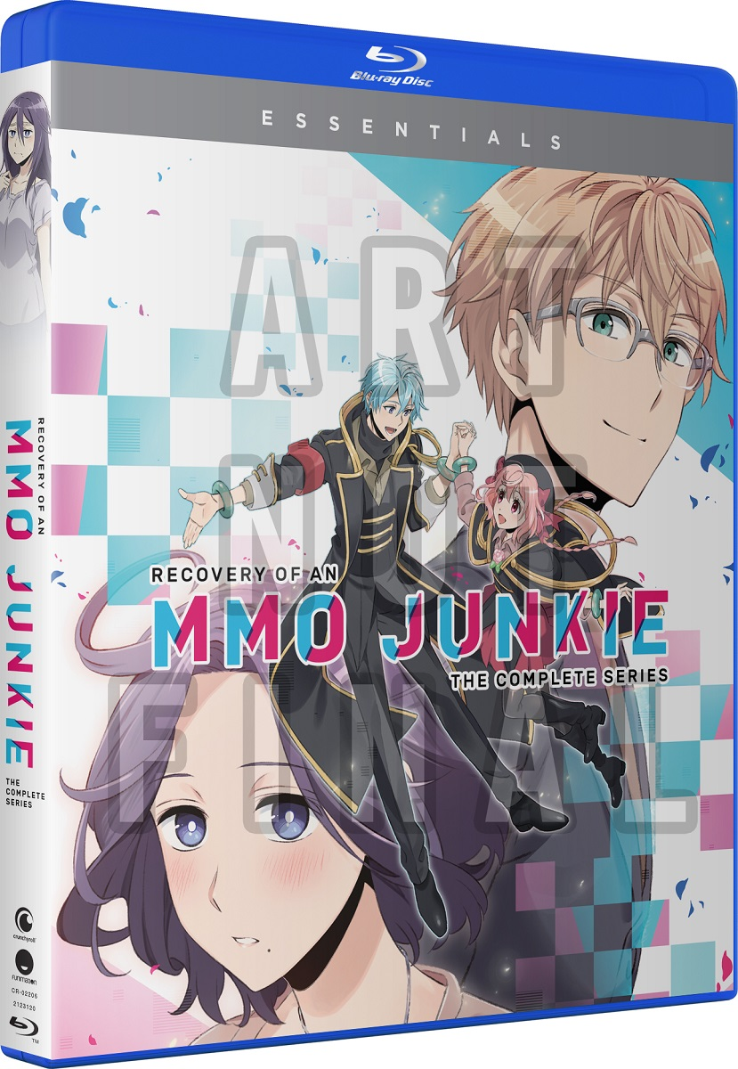 Recovery of an MMO Junkie Essentials Blu-ray