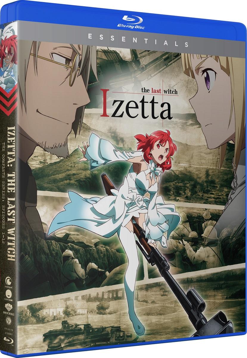 Izetta: The Last Witch Essentials Blu-ray