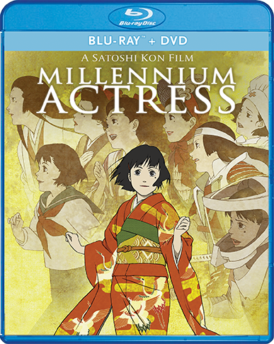 Millennium Actress Blu-ray/DVD