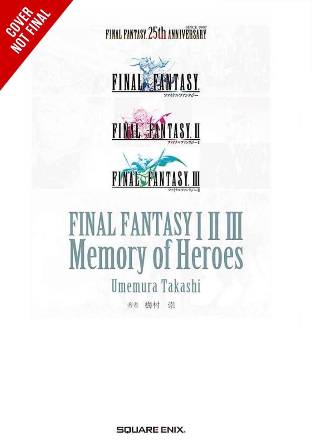 Final Fantasy I*II*III Novel