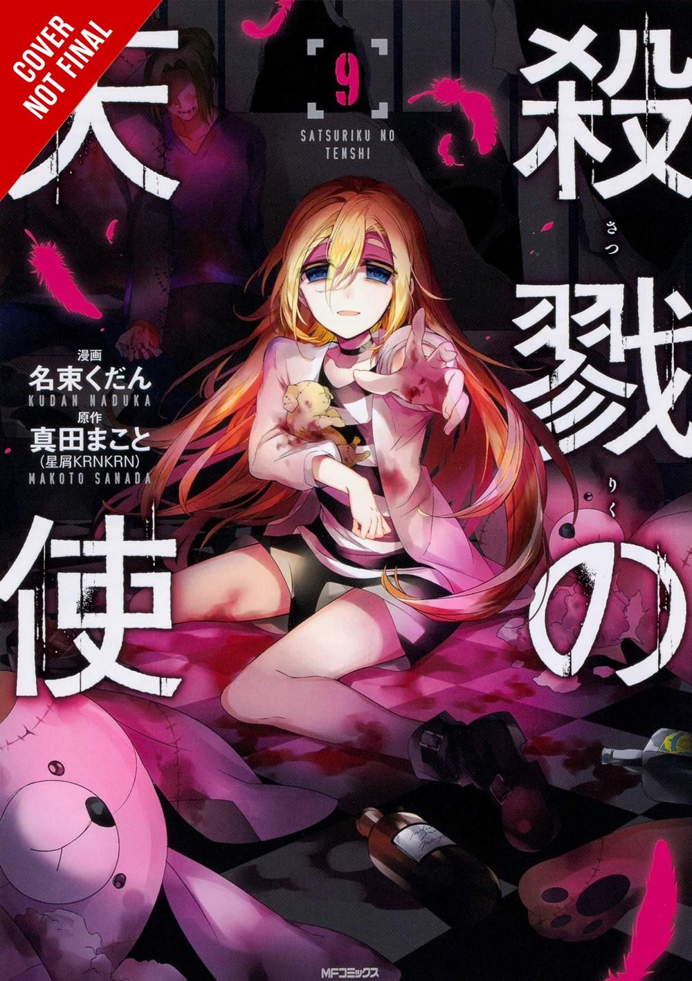 Angels of Death Manga Volume 9