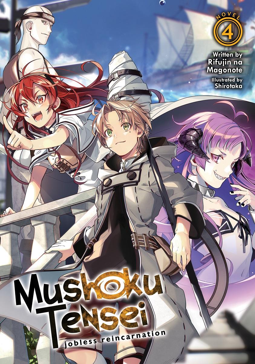 Mushoku Tensei Jobless Reincarnation Novel Volume 4