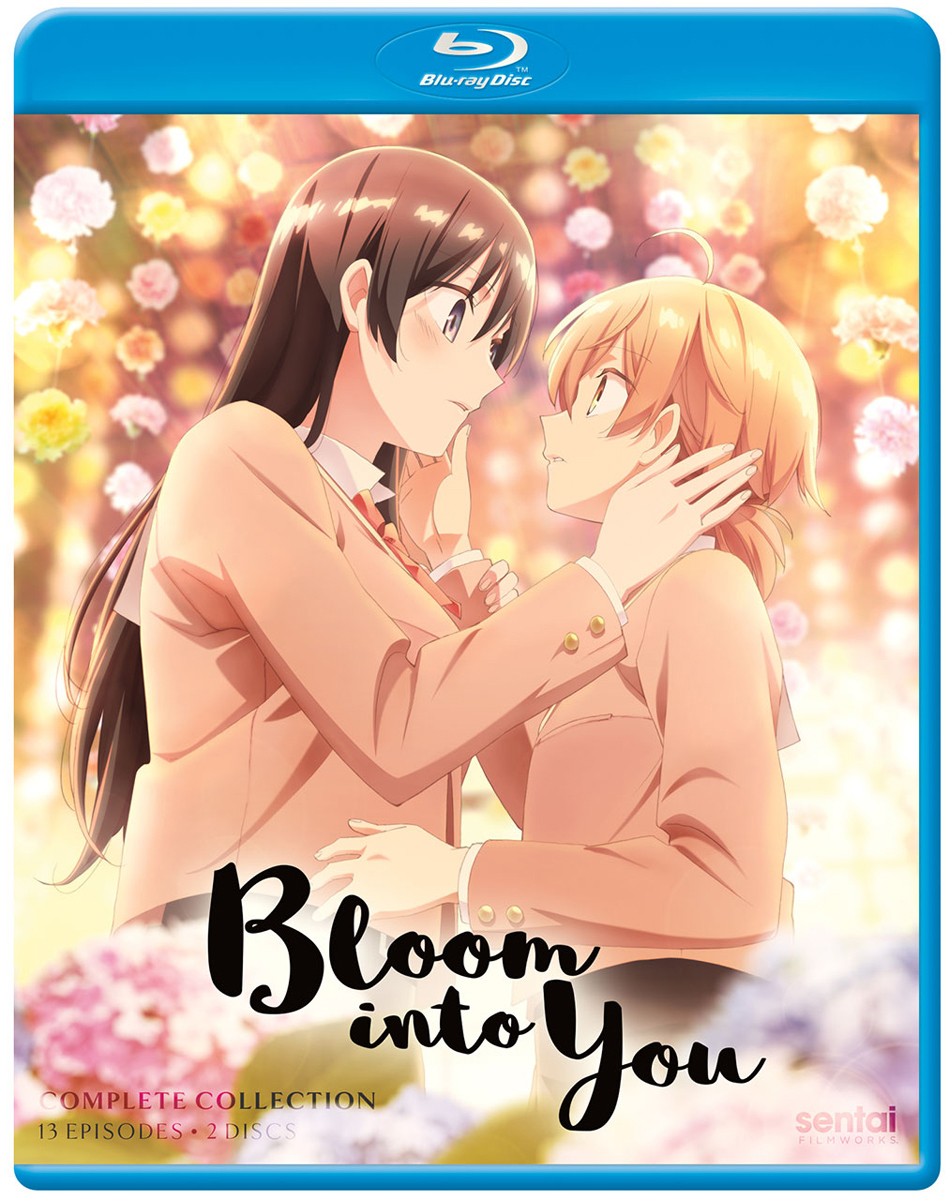 Bloom Into You Blu-ray
