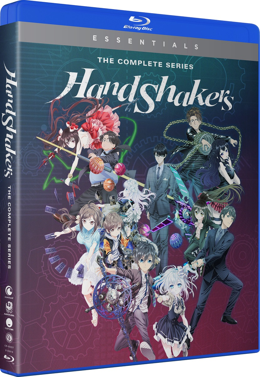 Hand Shakers Essentials Blu-ray