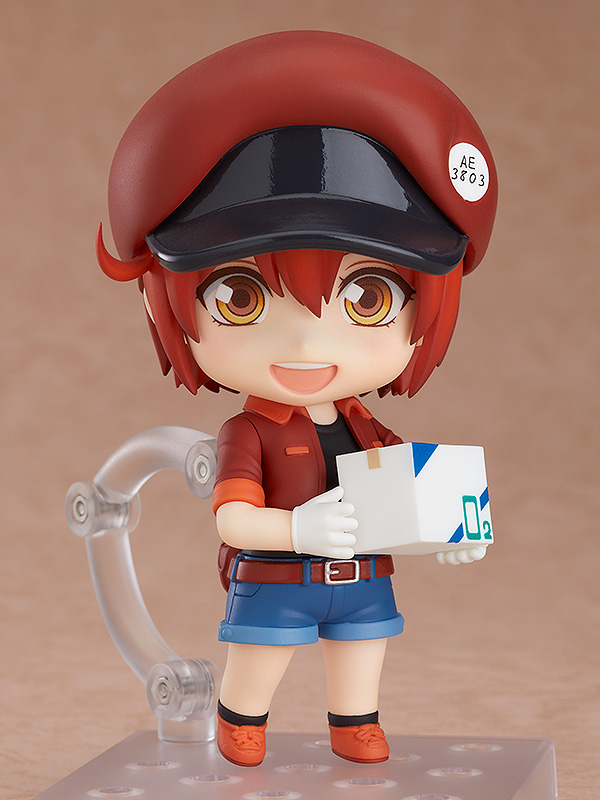Red Blood Cell Cells at Work! Nendoroid Figure