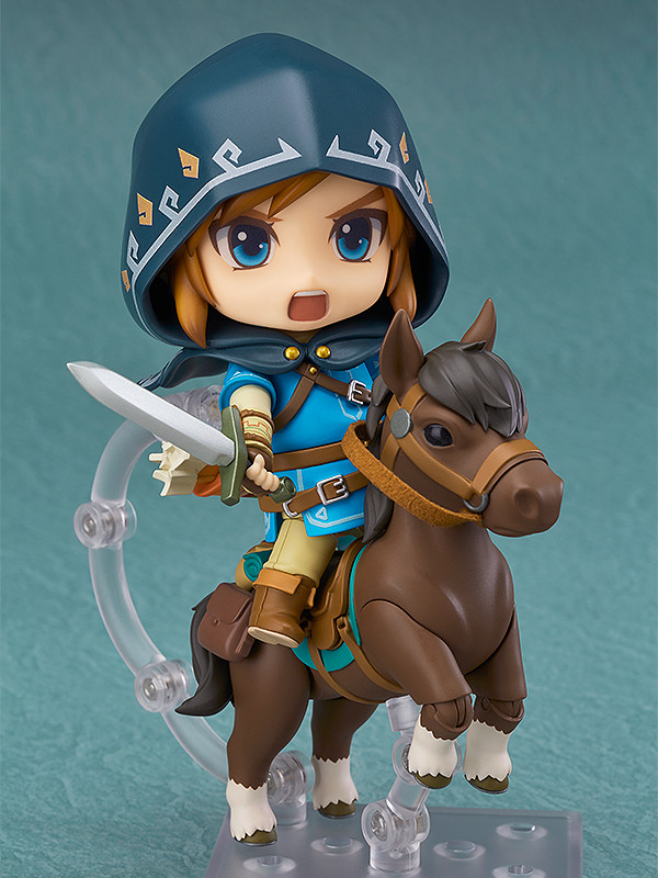 Link (3rd-run) The Legend of Zelda Breath of the Wild DX Edition Nendoroid Figure