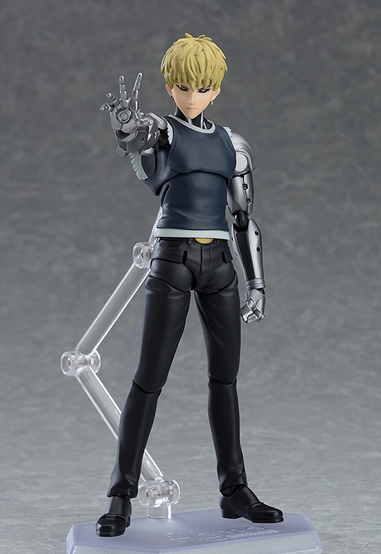 Genos One-Punch Man Figma Figure
