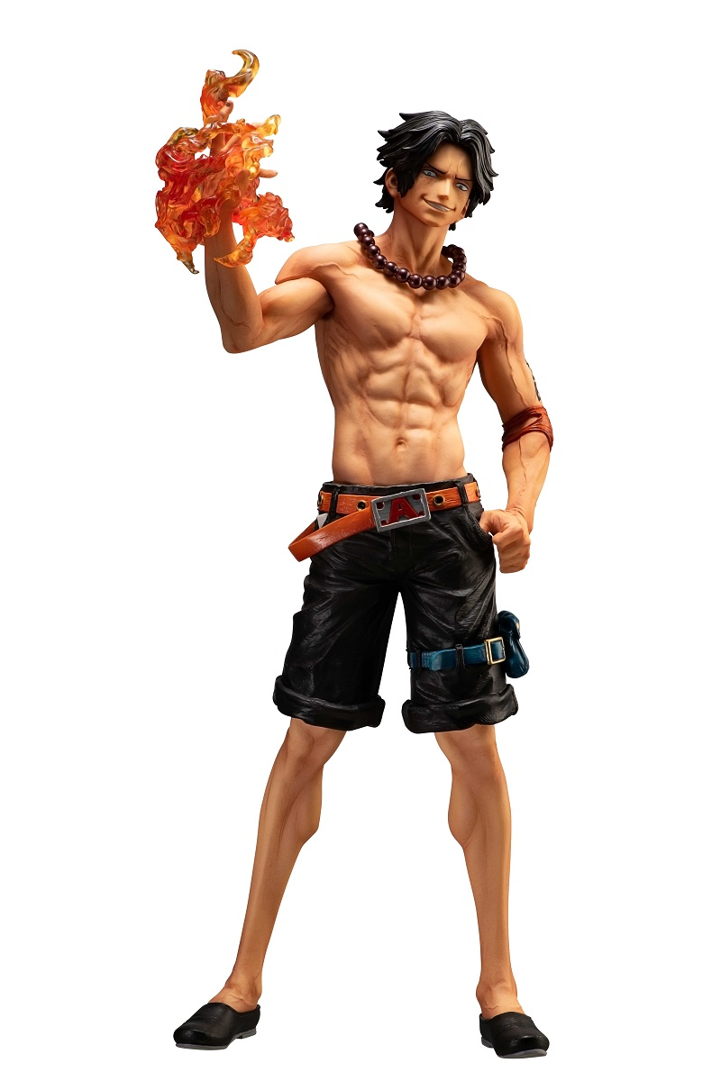 Portgas D Ace The Bonds of Brothers One Piece Ichiban Figure