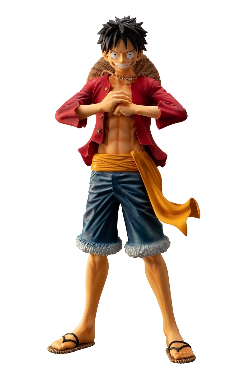 Monkey D Luffy The Bonds of Brothers One Piece Ichiban Figure