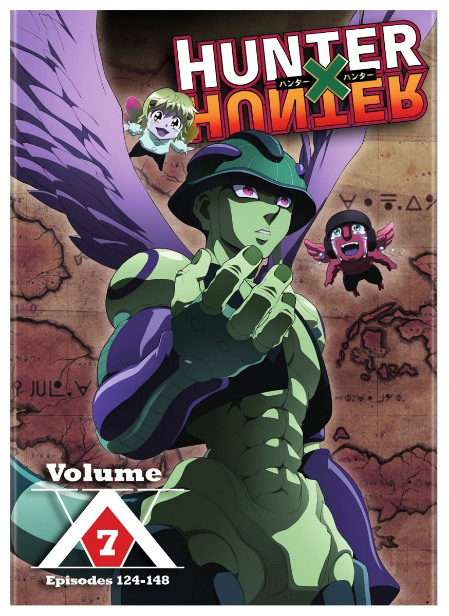 Hunter X Hunter Set 7 DVD