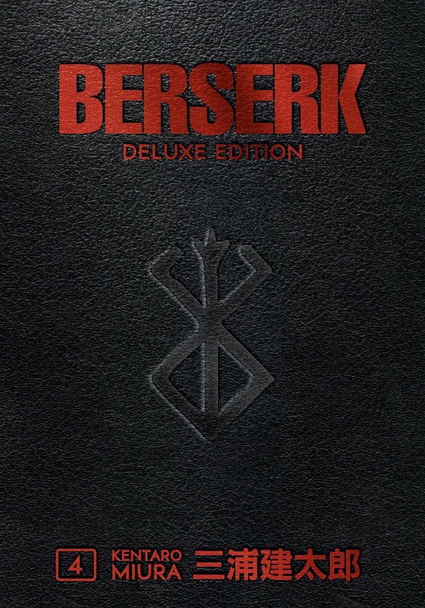 Berserk Deluxe Edition Manga Omnibus Volume 4 (Hardcover)