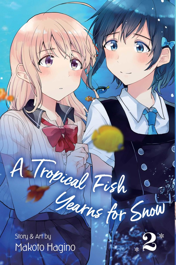 A Tropical Fish Yearns for Snow Manga Volume 2