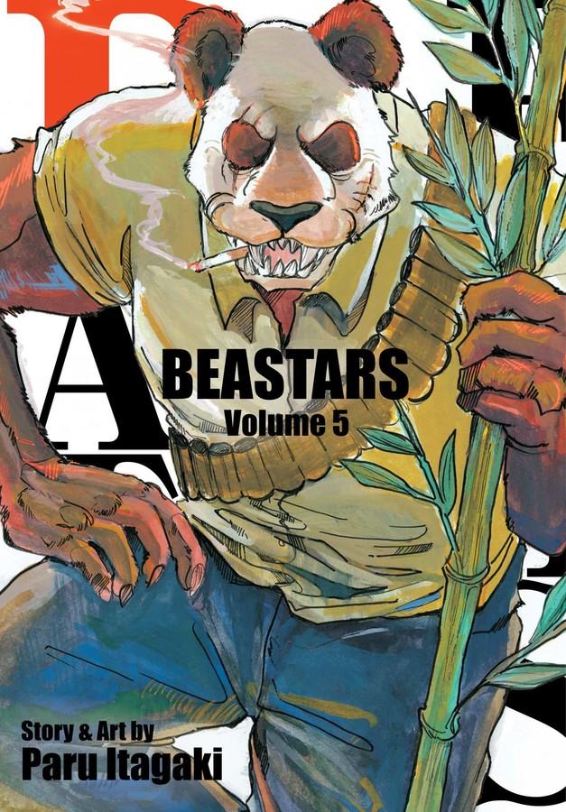 Beastars Manga Volume 5