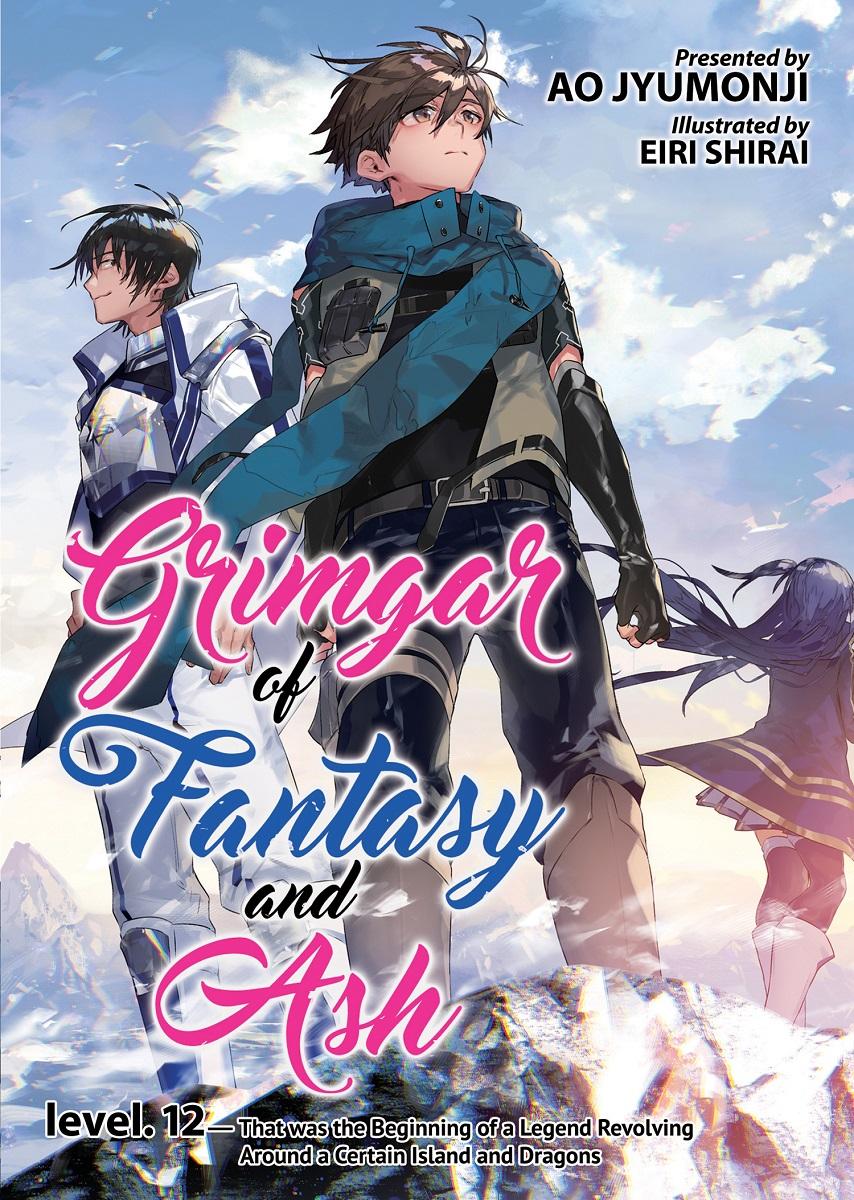 Grimgar of Fantasy and Ash Novel Volume 12