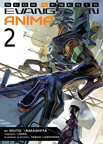 Neon Genesis Evangelion ANIMA Novel Volume 2