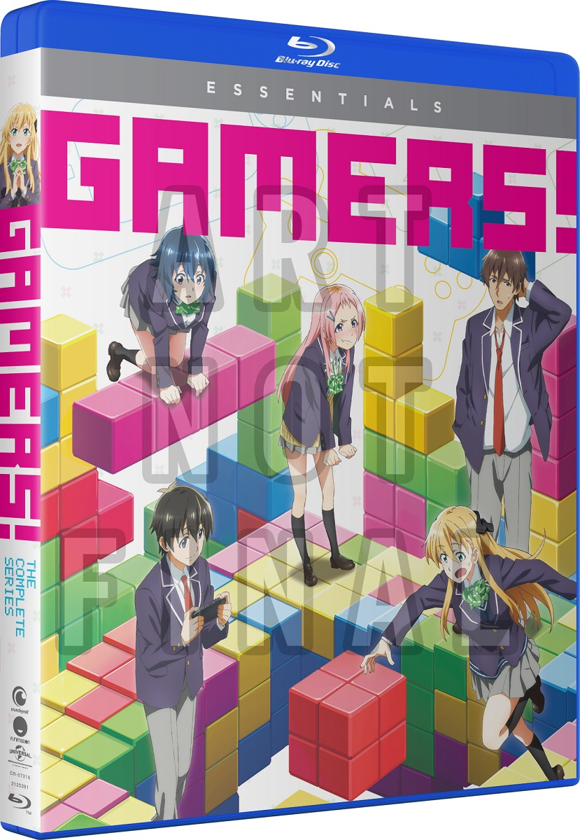 Gamers! Essentials Blu-ray
