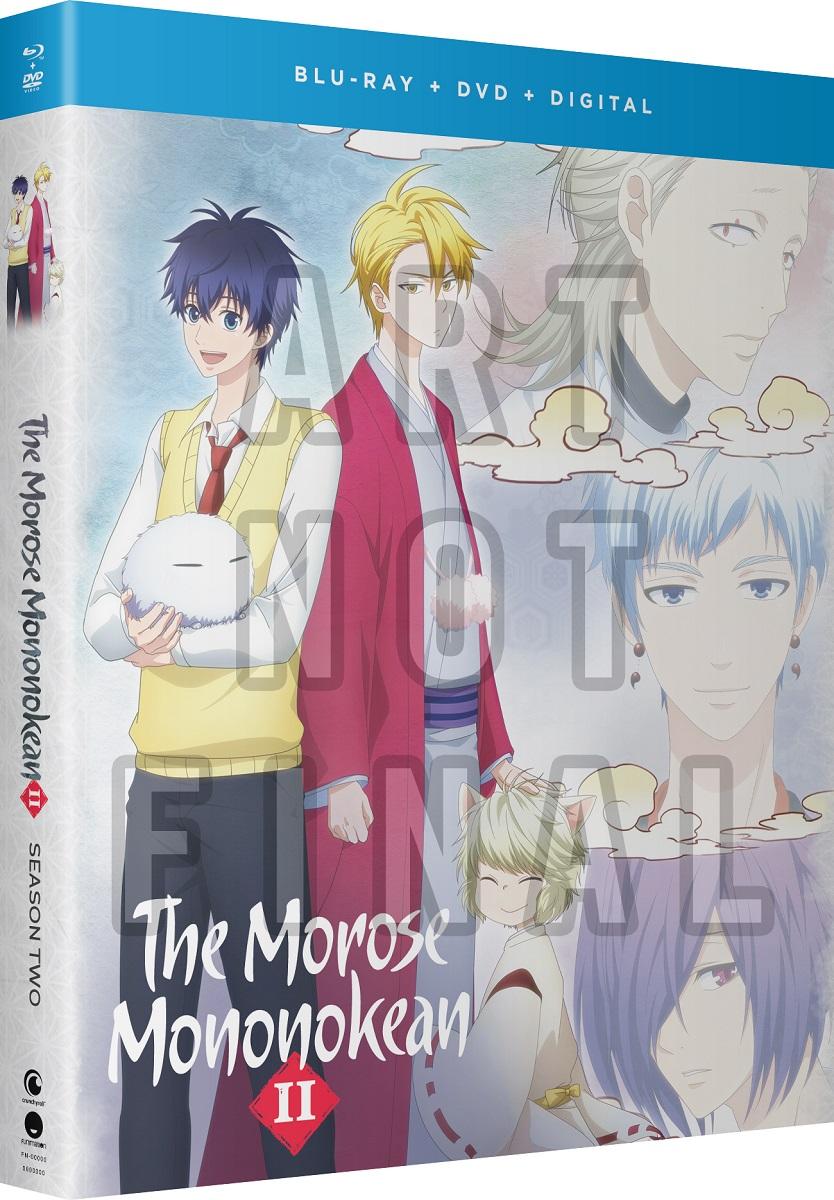 The Morose Mononokean II Blu-ray