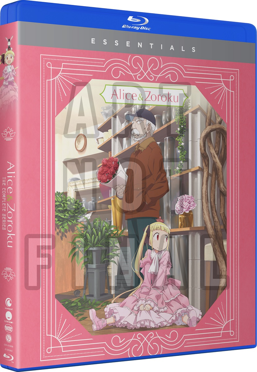 Alice and Zoroku Essentials Blu-ray