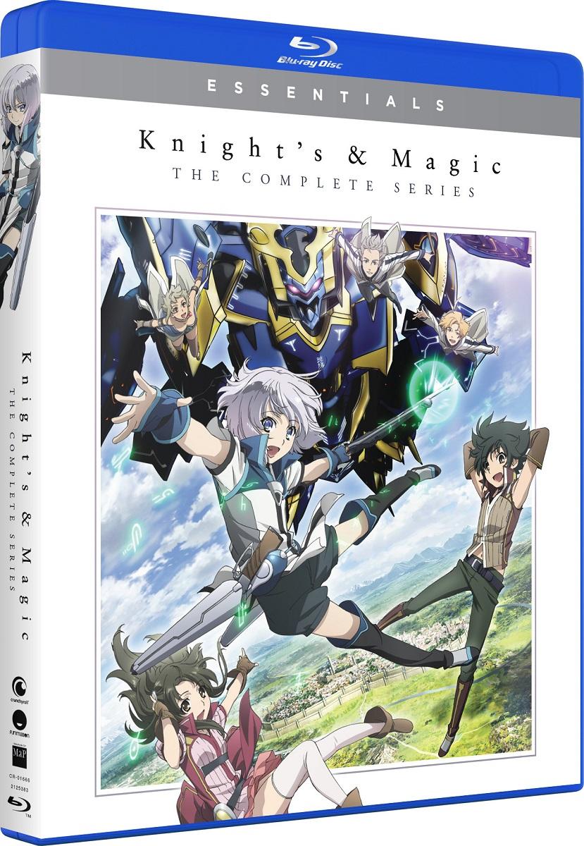 Knights & Magic Essentials Blu-ray