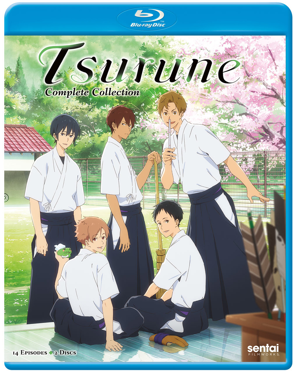 Tsurune Blu-ray