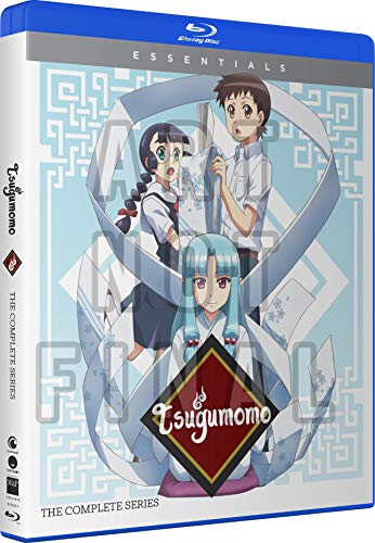 Tsugumomo Essentials Blu-ray