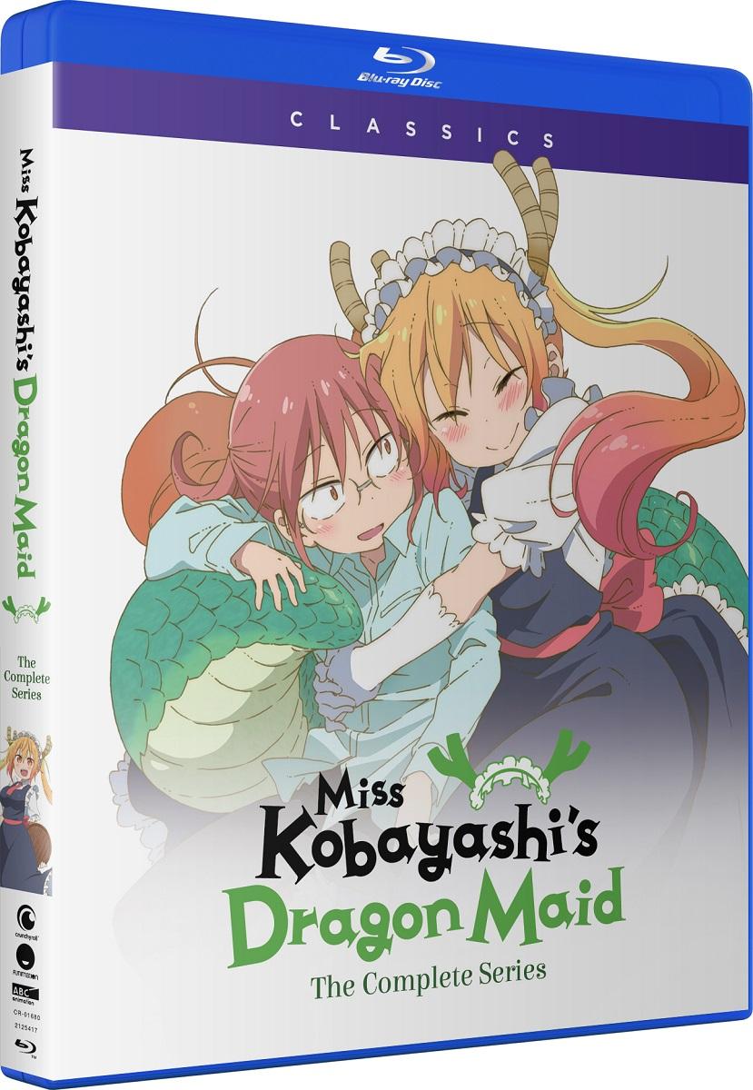 Miss Kobayashis Dragon Maid Classics Blu-ray