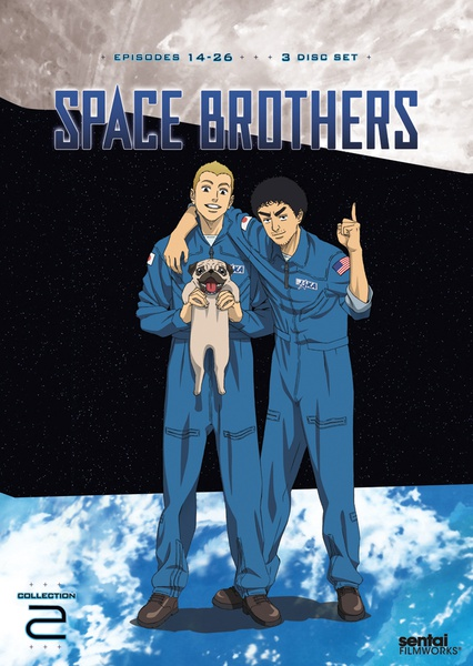 Space Brothers Collection 2 DVD