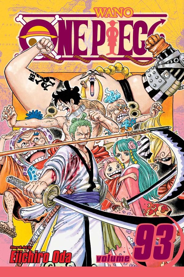 One Piece Manga Volume 93