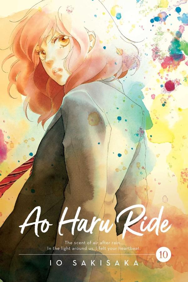 Ao Haru Ride Manga Volume 10