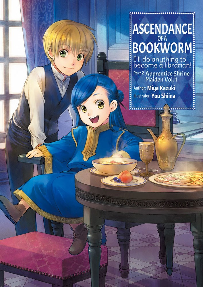 Ascendance of a Bookworm Part 2 Novel Volume 1