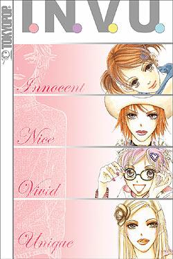 I.N.V.U. Manga Volume 1