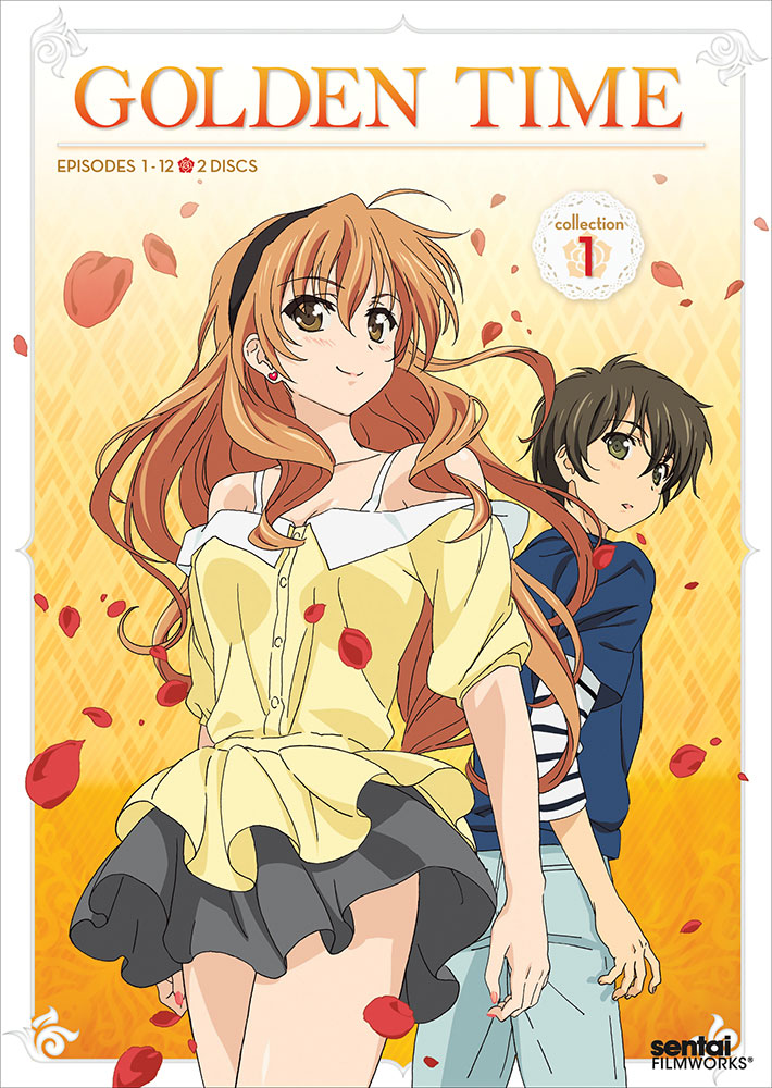 Golden Time DVD Collection 1