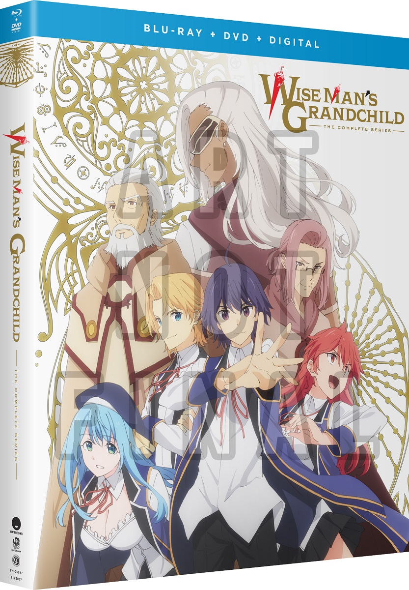 Wise Mans Grandchild Blu-ray/DVD