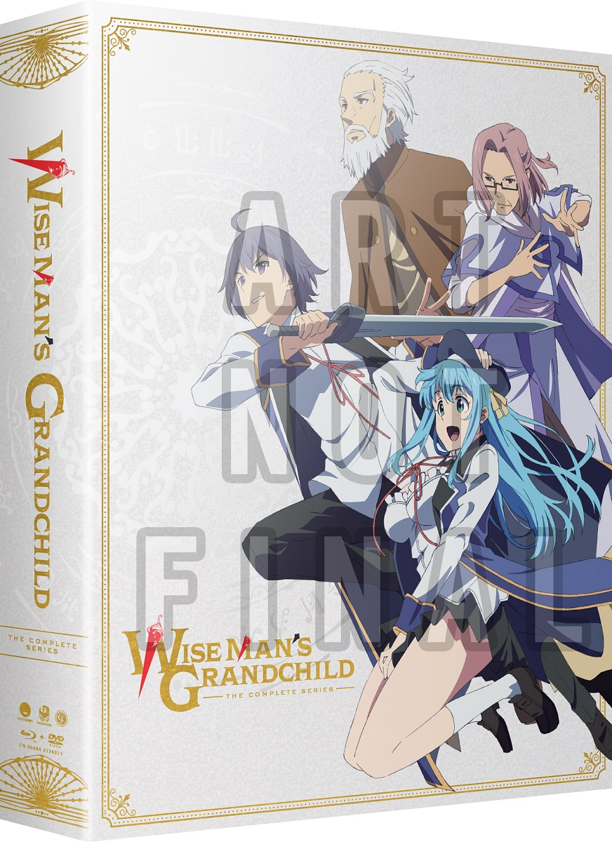 Wise Mans Grandchild Limited Edition Blu-ray/DVD
