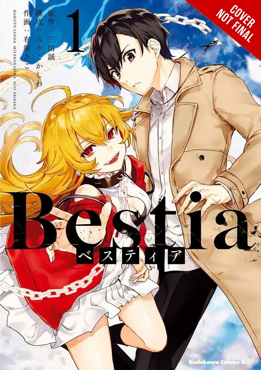 Bestia Manga Volume 1