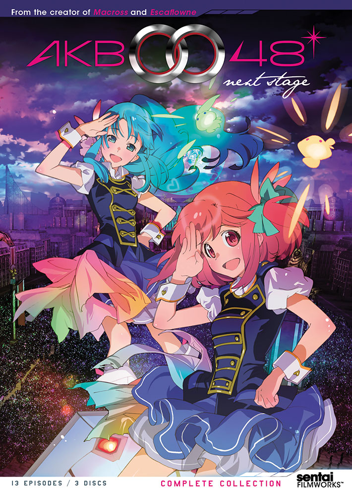 AKB0048 Next Stage Season 2 DVD