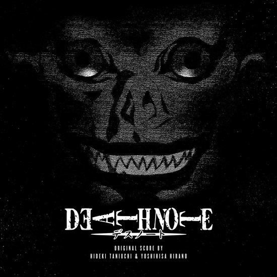 Death Note Vinyl Soundtrack