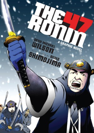 The 47 Ronin Manga